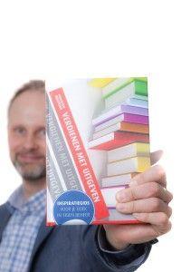 Boek cadeau! Elke deelnemer krijgt het boek Verdienen met uitgeven (ter waarde van € 37) van Maarten Beernink cadeau.
