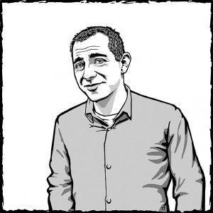 Philippe Vorst illustratie Tony Tati