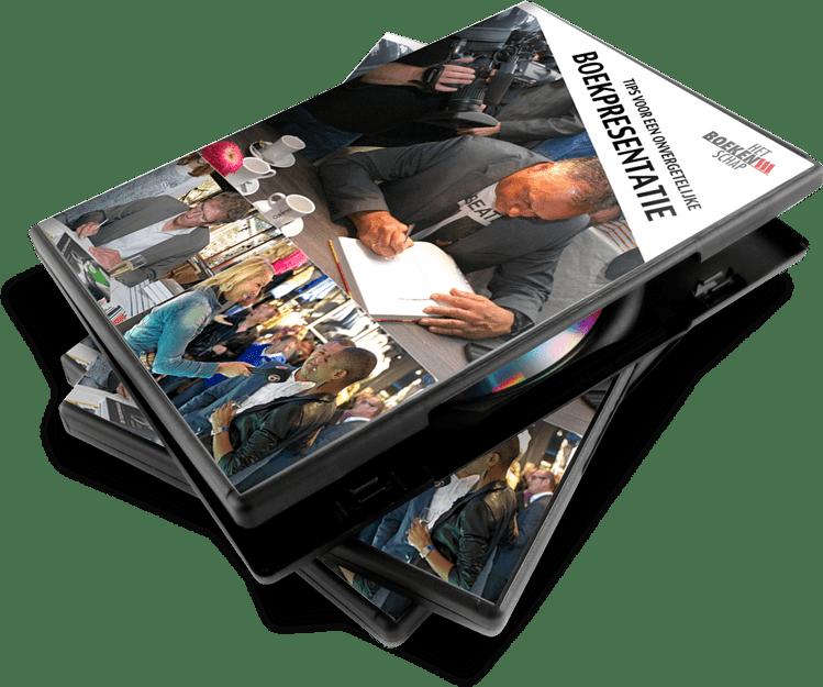 boekpresentatie dvd