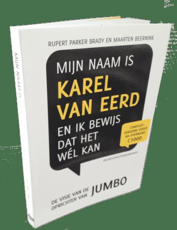 Mijn naam is Karel van Eerd en ik bewijs dat het wel kan