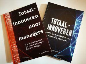 Covers beide boeken Totaalinnoveren