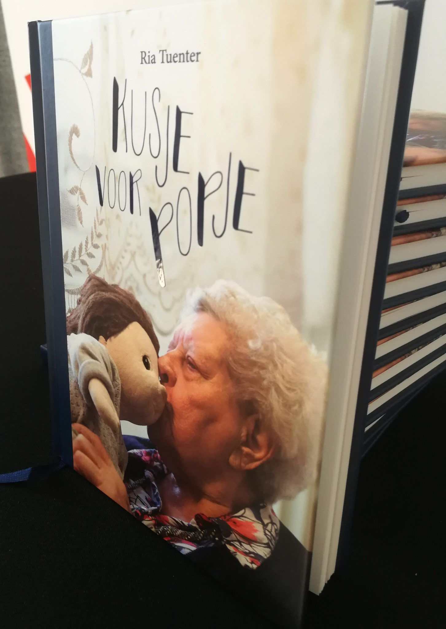 Kusje voor Popje - Ria Tuenter