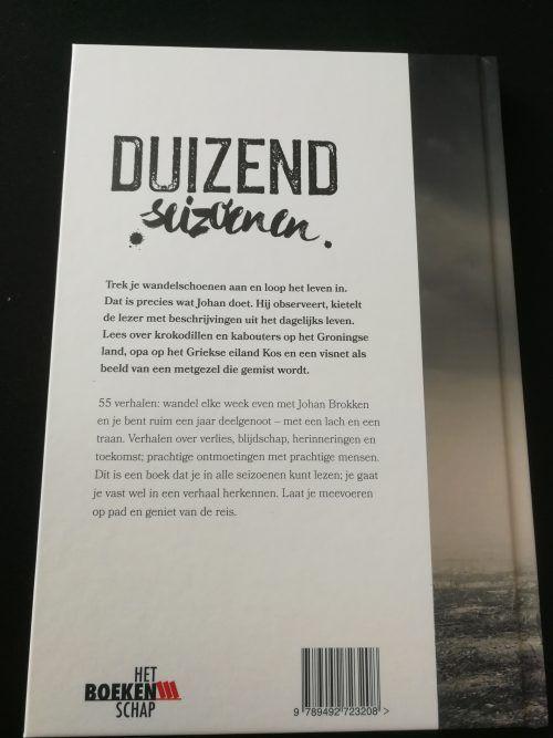 Duizend seizoenen - Johan Brokken