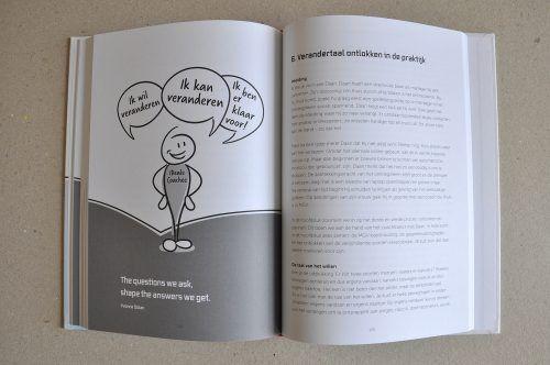 boek Coachen 3.0 - Sergio van der Pluijm - spread
