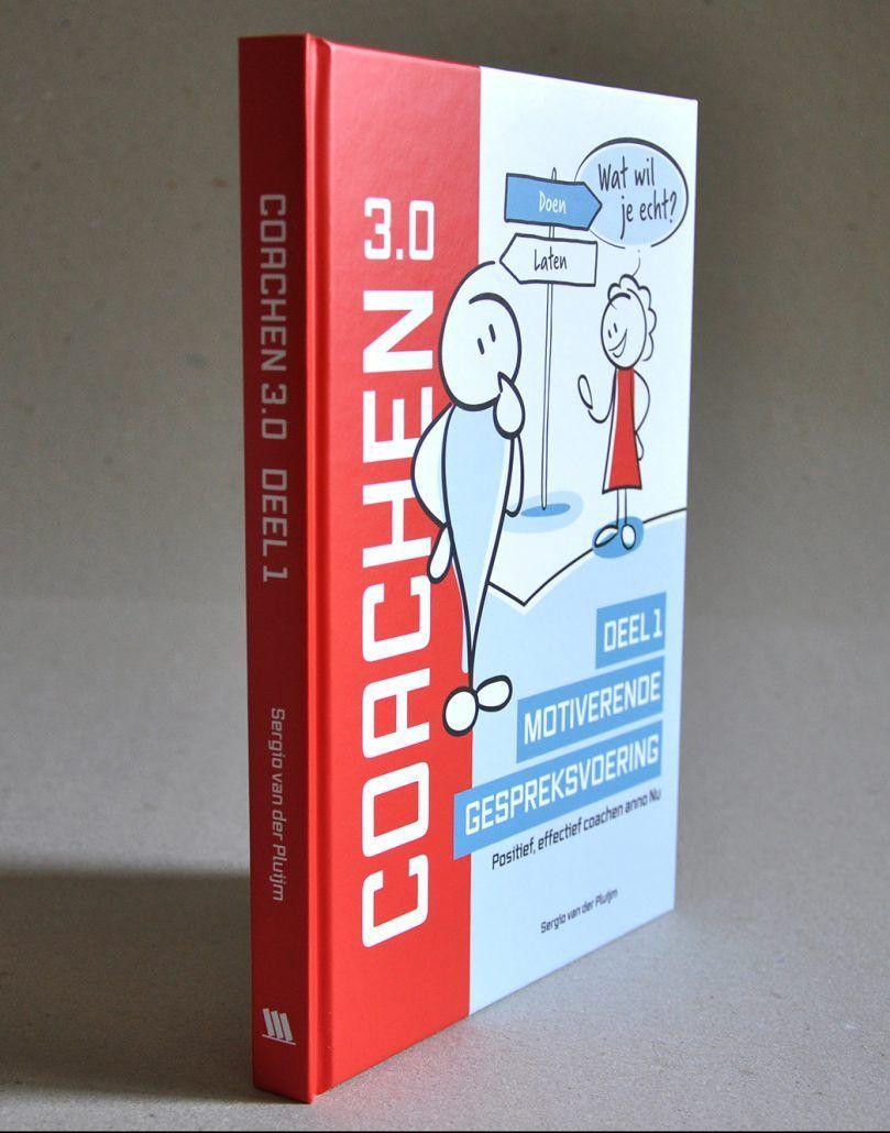 boek Coachen 3.0 - SergiovanderPluijm - 3dcover