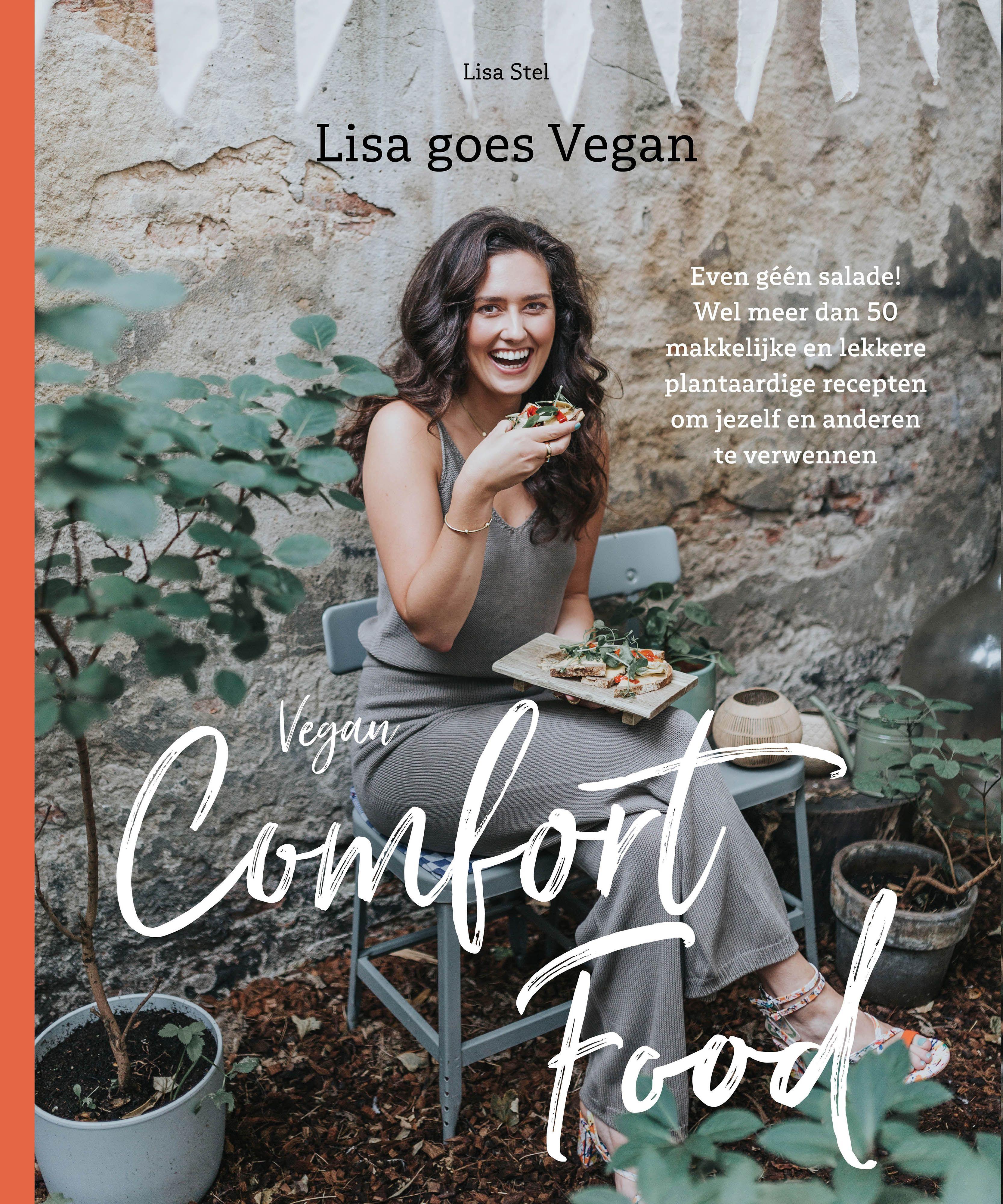 Vegan comfort food het boekenschap for Vegan boek