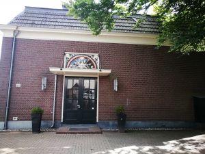Voormalige Wittebrinkschool in buurtschap De Hoop in Zelhem.
