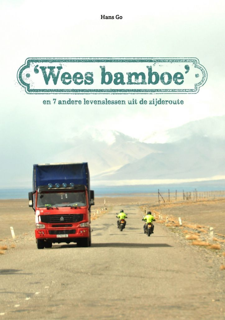 Cover Wees bamboe- Hans Go